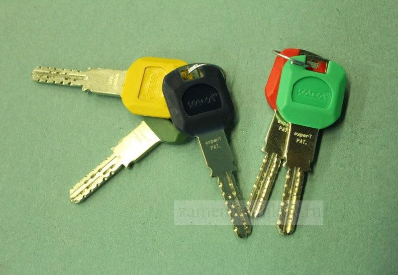 поменять ключи замка в двери zamenazmkov.ru